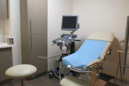 Salle de consultation gynécologique Montpellier gynéco