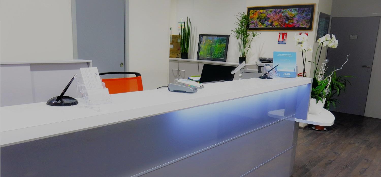 Photo accueil cabinet Gynedoc gynécologue Montpellier