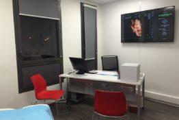 Salle rendez-vous gynéco Montpellier cabinet gynécologue